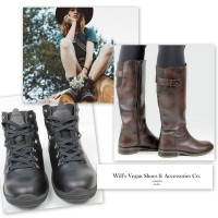 Will's Vegan Shoes: Boots Made For Walking?